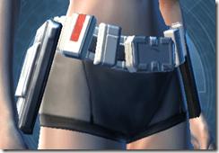 Resurrected Trooper Female Belt