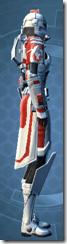 Resurrected Trooper - Female Right