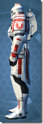 Resurrected Trooper - Male Left