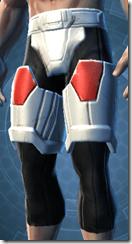 Resurrected Trooper Male Legplates
