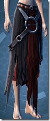Revan Reborn Female Greaves