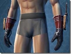 Revan Reborn Male Gauntlets