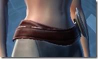 Revanite Agent Imp Female Belt