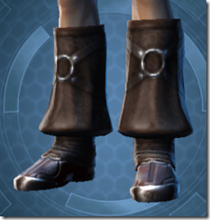 Revanite Agent Imp Male Boots