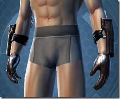 Revanite Agent Imp Male Gloves