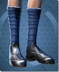 Revanite Consular Female Boots