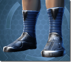 Revanite Consular Male Boots