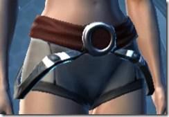 Revanite Hunter Female Belt
