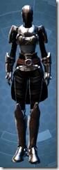 Revanite Hunter - Female Front