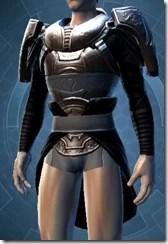 Revanite Hunter Male Body Armor