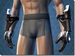 Revanite Hunter Male Gauntlets