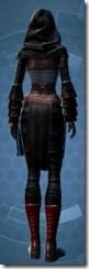 Revanite Inquisitor - Female Back