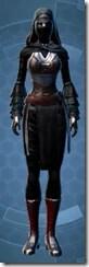 Revanite Inquisitor - Female Front