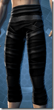 Revanite Inquisitor Male Lower Robe