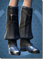 Revanite Smuggler Female Boots