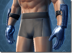 Revanite Smuggler Male Gloves