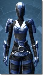Revanite Trooper - Female Close