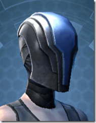 Revanite Trooper Female Helmet