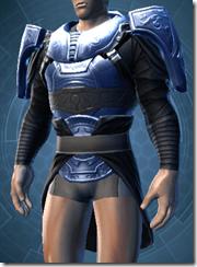 Revanite Trooper Male Body Armor