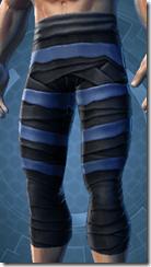 Revanite Trooper Male Legplates