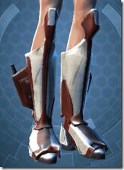 Shield Warden Female Boots