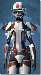 Shield Warden - Female Close