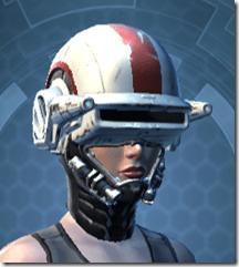 Shield Warden Female Helmet