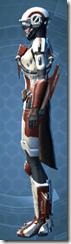 Shield Warden - Female Left