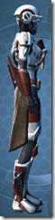 Shield Warden - Female Right