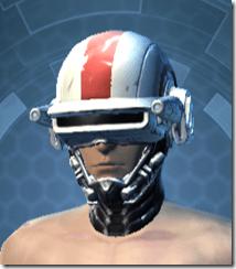 Shield Warden Male Helmet
