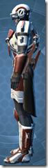 Shield Warden - Male Left