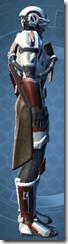 Shield Warden - Male Right