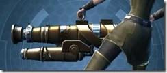 Sky Ridge Assault Cannon - Left