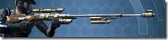 Sky Ridge Sniper Rifle - Right