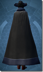 Sky Ridge Warrior - Female Back