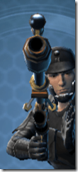 Trimantium Sniper Rifle - Front