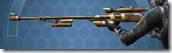 Trimantium Sniper Rifle - Left