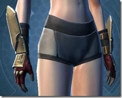 Veda Cloth ver 1 Female Gloves
