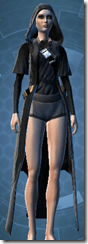 Veda Cloth ver 2 Female Body Armor