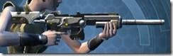 YV-23 Starforged Blaster Rifle - Right