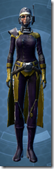 Yavin Agent Dyed