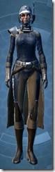Yavin Agent Imp - Female Front