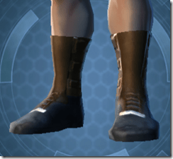 Yavin Consular Mmale Boots
