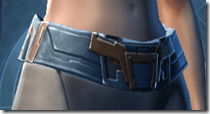 Yavin Hunter Female Belt