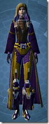 Yavin Knight Dyed