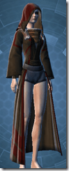 Yavin Knight Female Body Armor