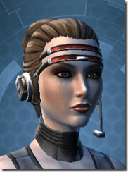 Yavin Knight Female Headgear