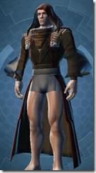 Yavin Knight Male Body Armor