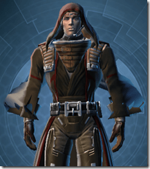 Yavin Knight - Male Close