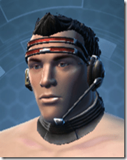 Yavin Knight Male Headgear